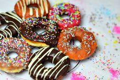 Gogosi de post - CAIETUL CU RETETE Doughnut, Desserts, Food, Boleros, Sweets, Salads, Tailgate Desserts, Deserts, Essen