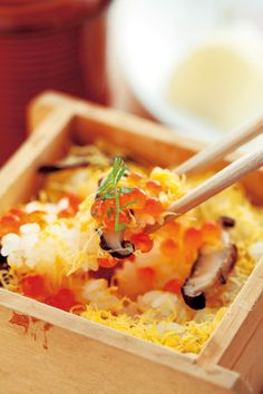 Chirashizushi ちらし寿司