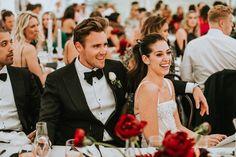 An Edgy Aussie Wedding In Kangaroo Valley — The Bold Americana Wedding Reception Photography, Be Bold, I Fall In Love, Destination Wedding Photographer, Absolutely Stunning, Elegant Wedding, Big Day, Kansas City, Kangaroo