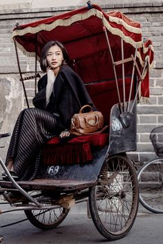 Mulberry Small Del Rey Styled By Tian Yuan - Journal | Mulberry