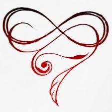 Znalezione obrazy dla zapytania 3 heart infinity tattoo