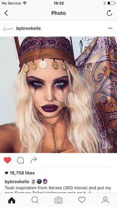 Gypsy halloween
