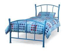 Serene Penny Metal Bed Frame