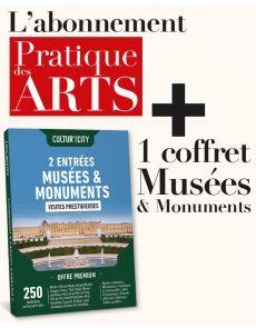 EXCLU WEB : Abonnement PDA + 2 entrées aux Musées et Monuments Exclu, Monuments, Fine Art Paintings