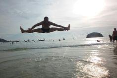 Karon beach Phuket Thaïland