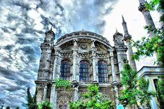 Ortaköy Camii - Istanbul - İstanbul Ortaköy Historical Places of Turkey Photo: Suleyman Sonmez www.suleymansonmez.com
