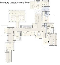 The Frill House,Ground Floor Plan