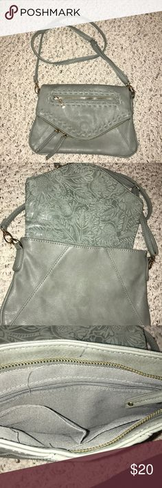 Crossbody Purse •many pockets  •adjustable cross body Bags Crossbody Bags