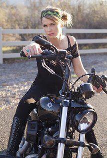 Harley Davidson 2013 Sturgis Rally 2014 Sturgis Rally on her Victory Boardwalk Kristy & Lloyd Eisler wedding The Chase Beautiful Models, Most Beautiful Women, Kristy Swanson, Motorbike Girl, Tough Girl, Hot Bikes, Biker Girl, Look Alike, Super Bikes