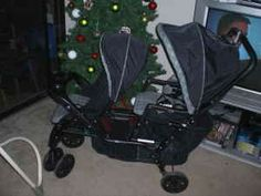 Double Stroller - $50 (Manchester/Valley Park Area)