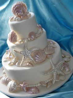 Hawaii Wedding Cake - Wedding Cake in Hawaii - Maui Wedding Cakes