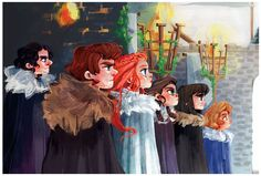 House Stark by Siarina.deviantart.com on @DeviantArt