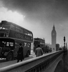 Robert Doisneau - Foreign - Londres 1950