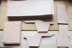 #leather #leathercraft #indonesia #jogja #kulit #hoslygoods