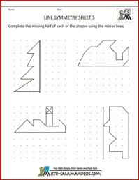+ images about Symmetry on Pinterest | Symmetry worksheets, Symmetry ...