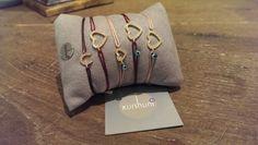 Kurshuni wristlace @il sacco arte