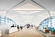 Westin Denver International Airport by Gensler: 2016 Best of Year Winner for Transportation