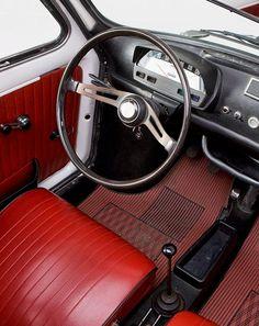 Fiat Cinquecento by Auto Clasico, via Flickr