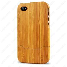 iPhone 4 Bamboo Case 1