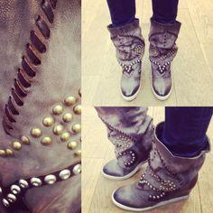 Boots Air Step