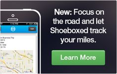 Shoeboxed is the fastest way to turn a pile of receipts into digital data to save you time, money and hassle.