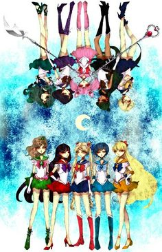 Sailor Moon: Sailor Senshi