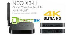 TV Box Minix Neo X8-H. 132.91€. 9% ahorro. #ofertas #descuentos #ahorro #tecnologia #android #tv_box