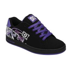 Womens Pixie Charm Shoes - DC Shoes....I actually would wear these...shocked me too!! Ha ha ha