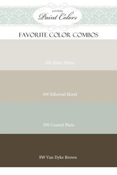 Website with good paint color combos #Home
