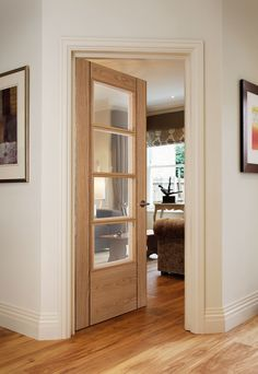 8324 OAK - beautiful internal doors for modern homes