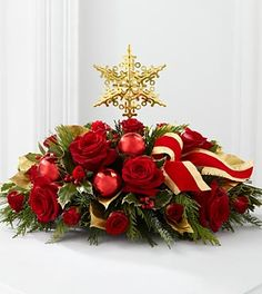 Winter Silk Flower Arrangements | Save 20% on Christmas and Winter Bouquets at FTD!