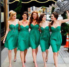 2016 New Style Bridesmaid Dress,Green Bridesmaid Gowns,Bridesmaid Dresses,Bridesmaid