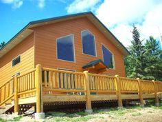 Cabin vacation rental in Lead from VRBO.com! #vacation #rental #travel #vrbo