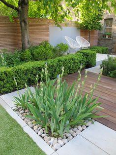 Back Garden Design, Backyard Garden Design, Modern Backyard, Small Backyard Landscaping, Modern Landscaping, Balcony Garden, Garden Design Ideas, Landscaping Ideas, Backyard Ideas