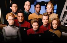 Star Trek Voyager Thanks to Michael Rich for submitting this! Ranking Star Trek Voyager seasons from best to worst: Episodes skipped: 59 out of [[MORE]] Season 1 1 and Star Trek Voyager, Star Trek Tv, New Star Trek, Star Trek Series, Star Wars, Tv Series, Star Trek Las Vegas, Science Fiction, Captain Janeway