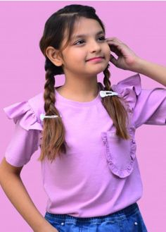 Girls Ask, Cute Girls, Casual T Shirts, Casual Tops, Cute Girl Dresses, Girls Pants, Winter Collection, Shirts For Girls, Polo
