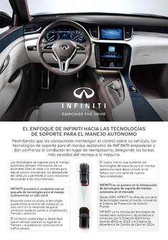 Enfoque de INFINITI hacia las tecnologías de soporte para el manejo autónomo de QX50 Concept | Tuningmex.com