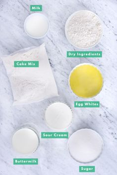 Our family loves this recipe for easy white cake! The vanilla cake turns out so moist and flavorful, gets tons of compliments each time I make it, plus no one knows it's a box cake mix recipe! Learn our tips for how to make a box cake taste homemade. #whitecake #vanillacake #boxcakemixrecipe #doctorupcake #easycake Easy Birthday Cake Recipes, Box Cake Recipes, Make Cake Mix Taste Homemade, Yellow Cake Recipe Easy, Yellow Birthday Cakes, Box Cake Mix, Yellow Cake Mixes, Cake Tasting, Cupcake Cakes