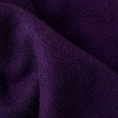 Deep purple, Miramar Wool Blanket, made in Denmark from 100% pure New Zealand lambswool. #urbanara