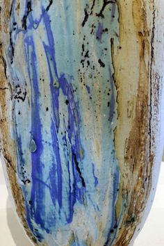 Trenna Langdon - Silent, pot detail - stoneware and porcelain - 2014, Strathnairn by the Lake exhibition, Belconnen Arts Centre, August-Sept 2014