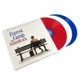 Just got me this collectors item last week, best early X-mas present ever! Forrest Gump: 20th Anniversary OST (Colored Vinyl, 180g) Vinyl 3LP