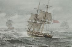 Convoy, Bay of Biscay (Victor Mays)