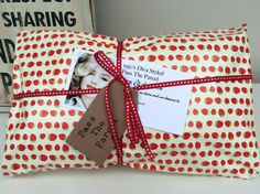 Pass the Parcel - A 50's styled pass the parcel filled with treats and fun forfeits perfect for those vintage hen parties