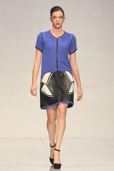 Sandra Azwan at KL Fashion Week RTW 2014 Photo by KF Chow #activesights #klfw2014 #klfw #runway #fashionweek #fashionshow