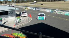 iRace Round 3 Touring Car Challenge Montage