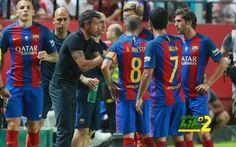 السبورت  برشلونة يبدأ مشوار استعادة لقب دوري الأبطال