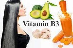 Saç Uzatma: B3 Vitamini Saç Uzatma