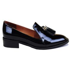 The Giant Peach - Jeffrey Campbell - Lawford Women's Loafer,  Black Patent, $78.00 (http://www.thegiantpeach.com/jeffrey-campbell-lawford-womens-loafer-black-patent/)