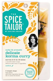 This Delicate Korma Curry is the British version of those distant, regal meals and is inspired by the mild and delicious taste of the classic restaurant dish we all know and love. Restaurant Dishes, Logo Restaurant, Restaurant Ideas, Tea Packaging, Food Packaging Design, Classic Restaurant, Indian Cookbook, Curry Sauce