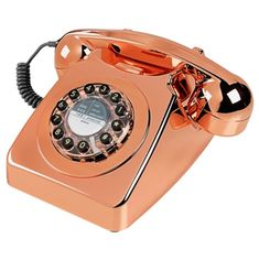 Copper 746 Push Button Telephone